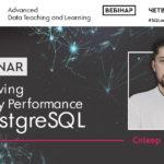 Improving Query Performance in PostgreSQL Taras Klob