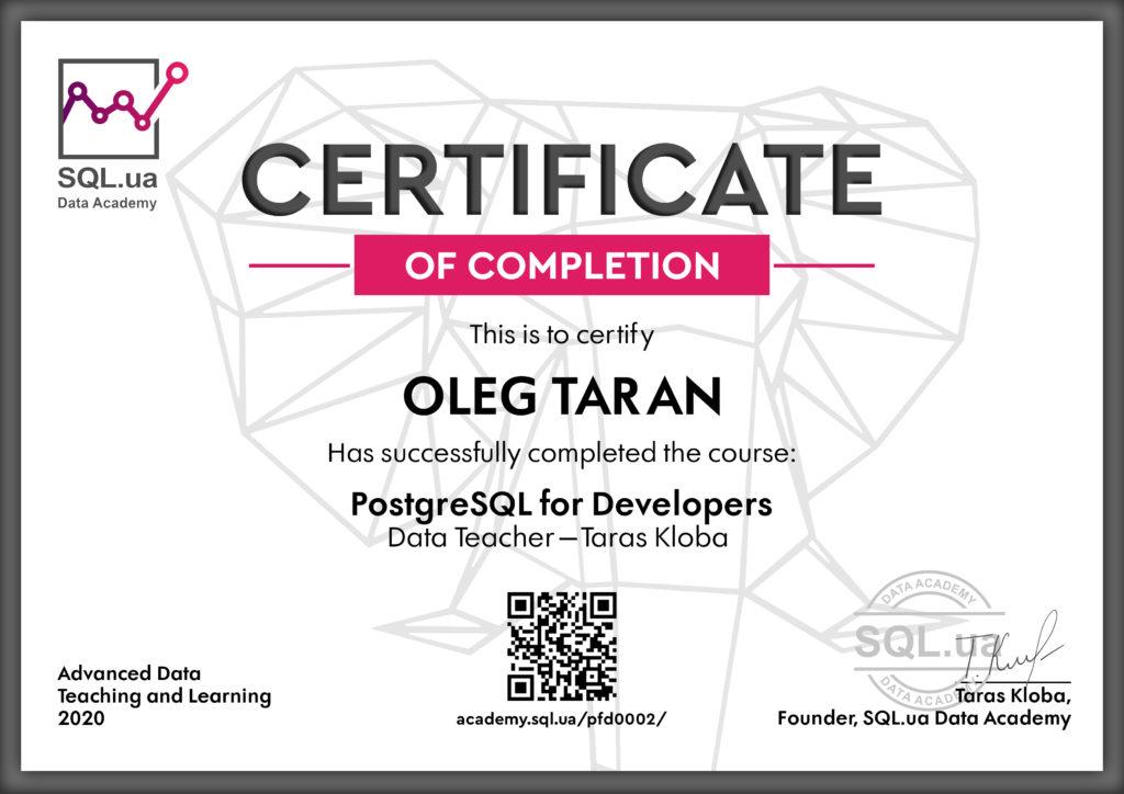 Oleg Taran_SQLua-Data-Academy