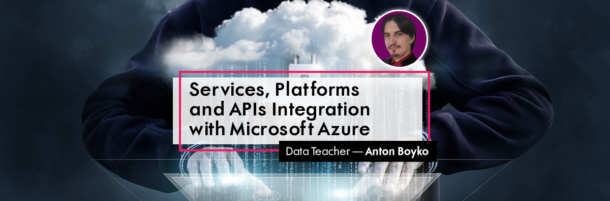 Course Anton Boyko Microsoft Azure