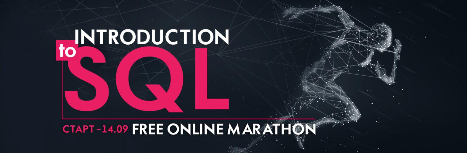 Introduction to SQL Free Marathon